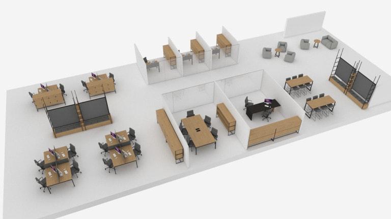 Turku™ Atepaa kontorsmöbler