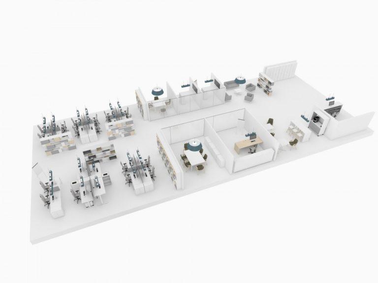 Atepaa® Tillverkare av kontorsmöbler